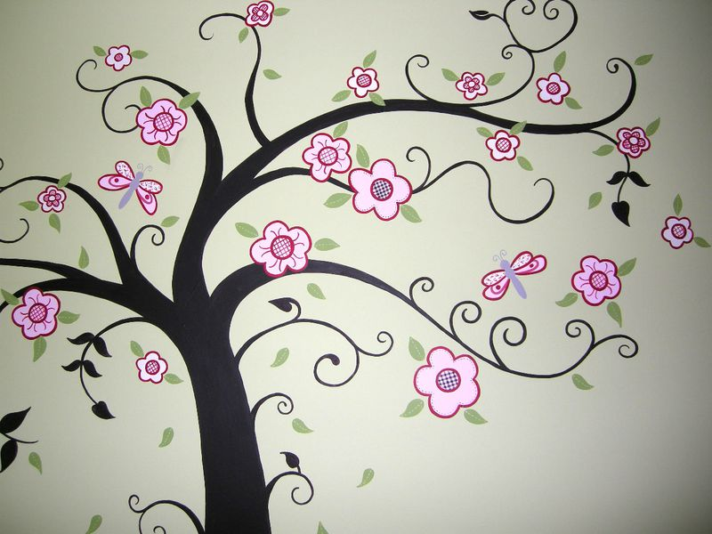 Flower tree3